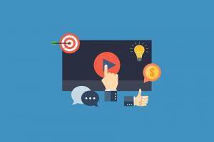 Web Page Video Blogging