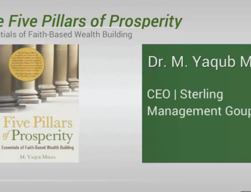 The Five Pillars of Prosperity
