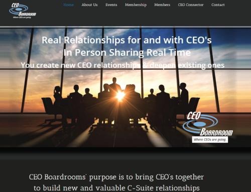 CEO Boardroom