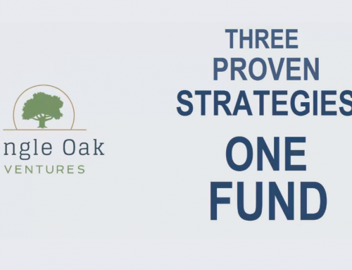 Single Oak Ventures Overview Video