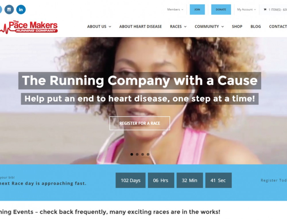 The Pace Makers Running Company