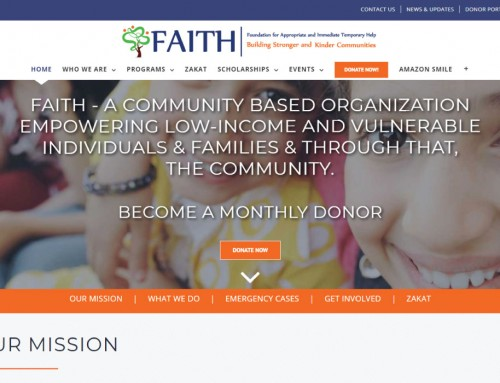 FAITH Website